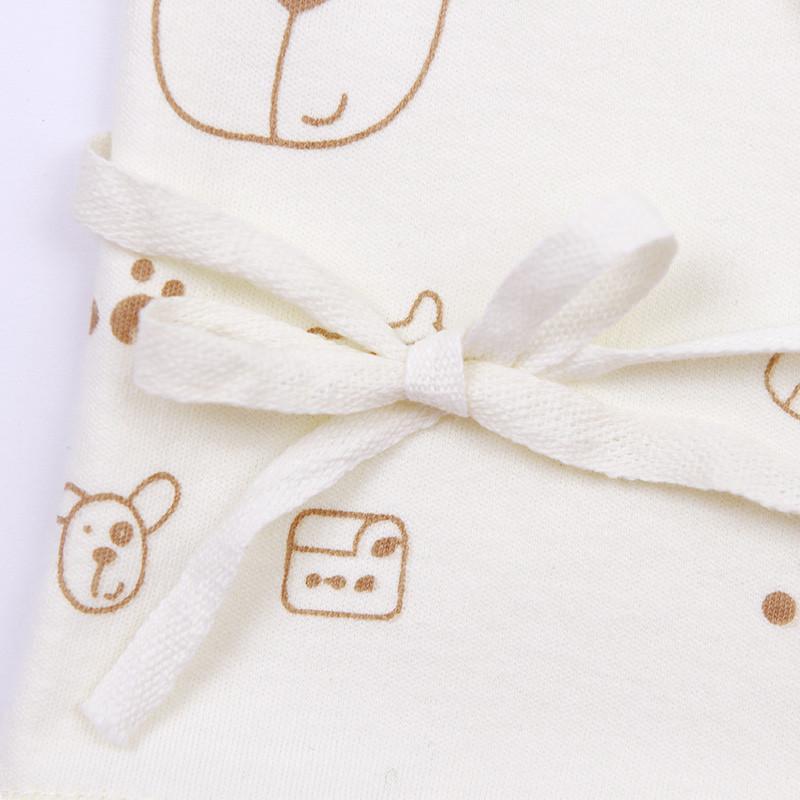 鸿肚儿婴儿礼盒装纯棉套装