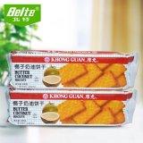 康元椰子奶油餅幹200g休閑零食韌性餅幹 上海老品牌 經典美味食品