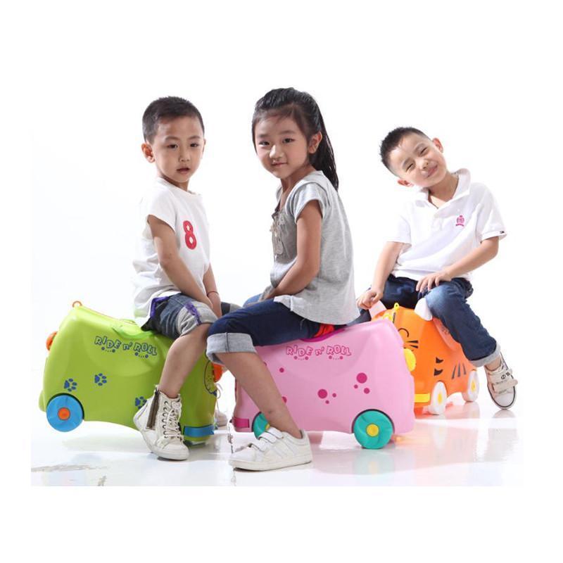 英国kosg高盛儿童旅行箱宝宝卡通行李箱可爱男女拉杆