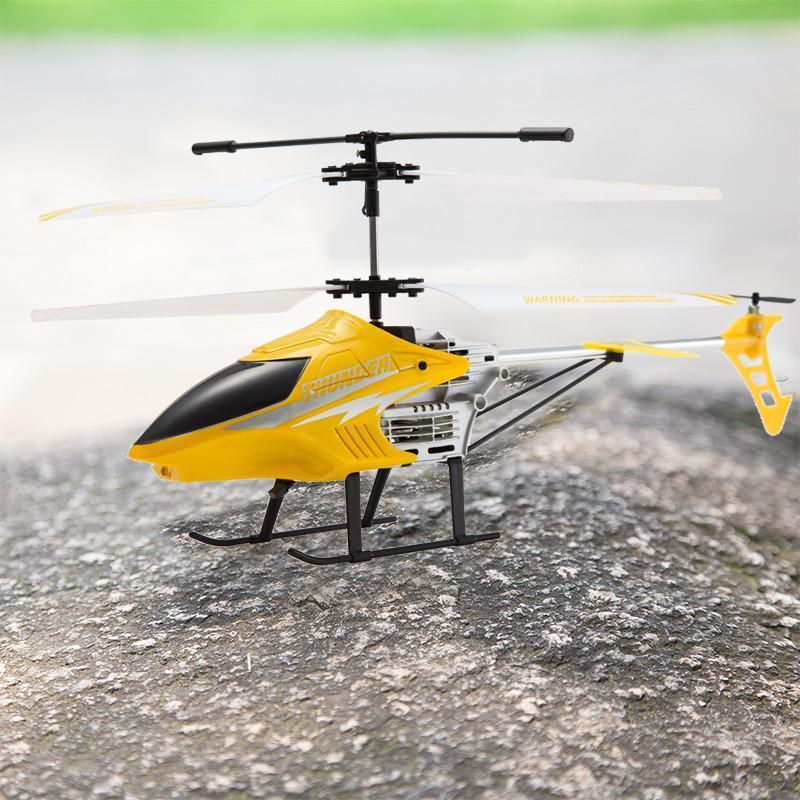 捣蛋鬼儿童玩具飞机直升机航模充电专业遥控飞机男孩礼物3.