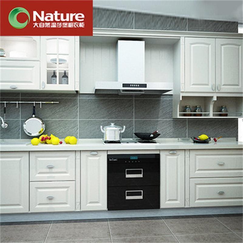 温莎堡橱柜整体厨柜整体厨房定制雕刻时光欧式古典