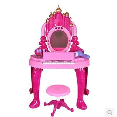 A1luckyted玩具过家家魔镜玩具套装大全梳妆小伶儿童双人女孩芭比图片