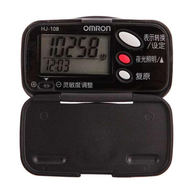 欧姆龙电子计步器HJ-108