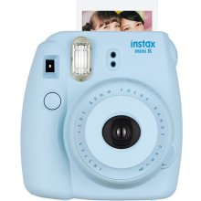 富士(FUJIFILM)趣奇(checky)instax mini8 蓝色 单机