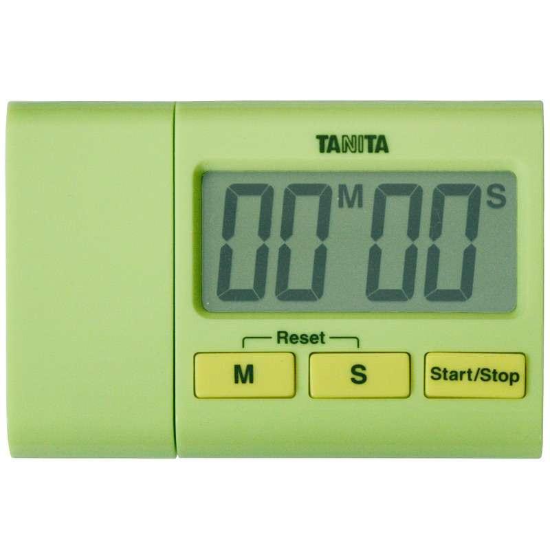 百利达计时器TD-389(绿色)