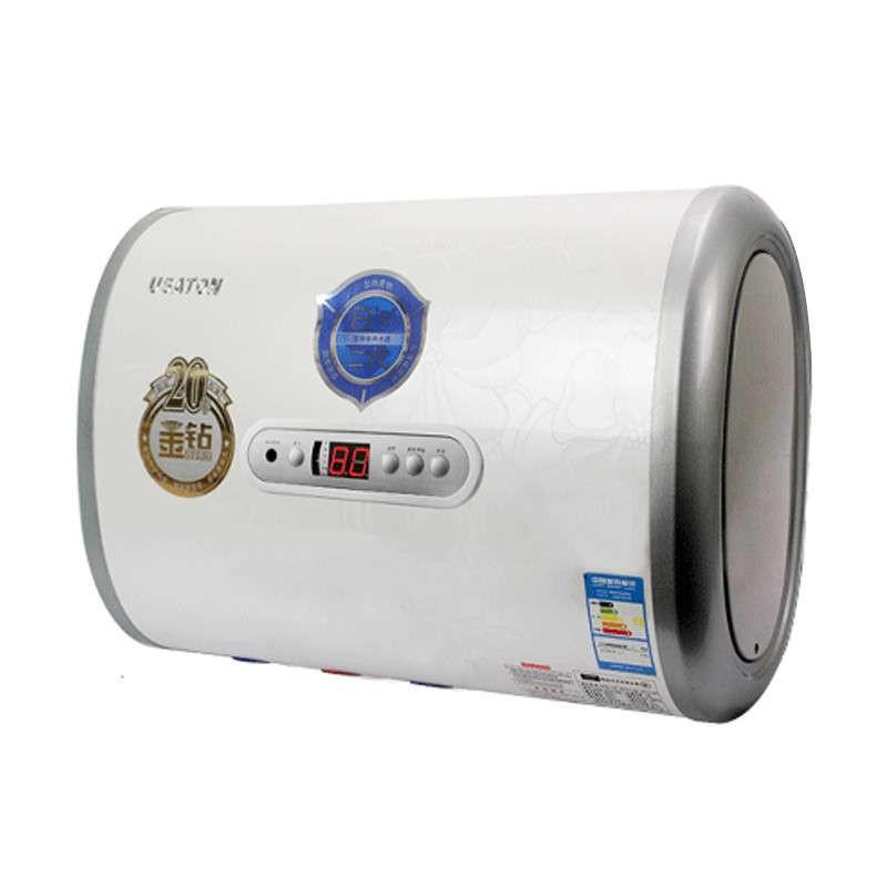 usaton/阿诗丹顿 电热水器dszf-15d50-by2  小户型薄款速热 15升 双胆