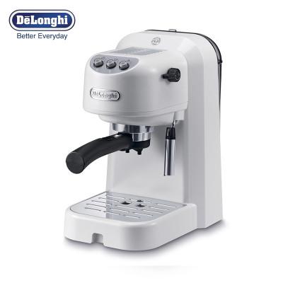 意大利德龙(Delonghi) EC250.W 泵压式咖啡机 家用 商用 泵压式 意式 卡布奇诺 花式咖啡