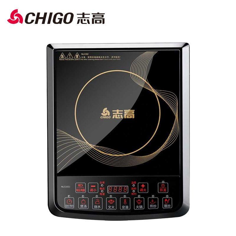 志高(CHIGO) 电磁炉 C20L-NLC02 按键式