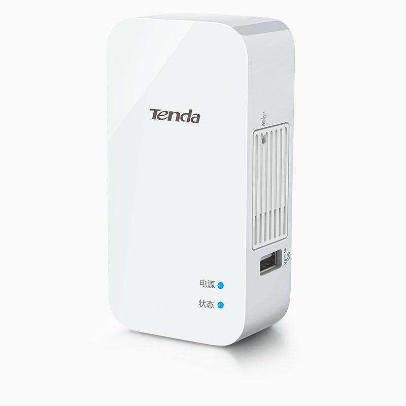 腾达(Tenda) 150M易安装便携式无线路由器 A8