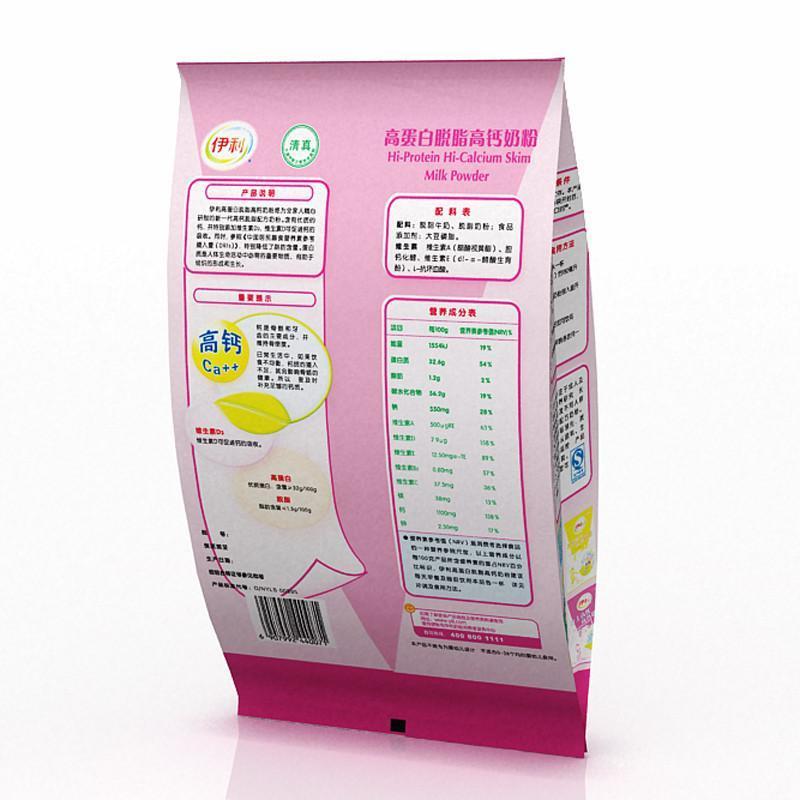 伊利 女士高蛋白脱脂高钙奶粉400g