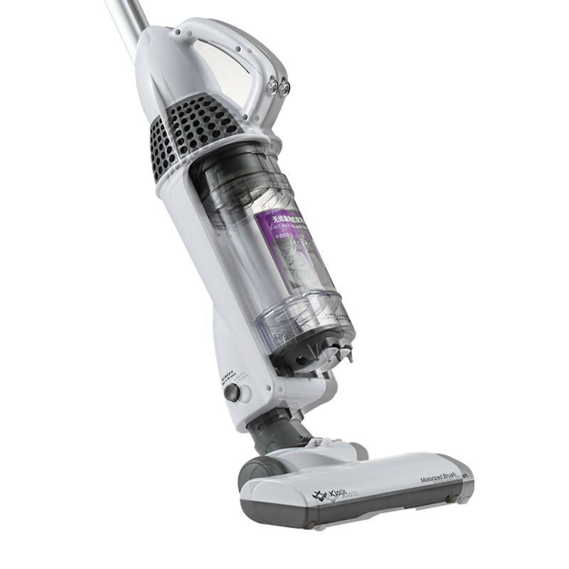 小田(Xiotin) 9128CH 充电式吸尘器 手持+立式双模式吸尘 滚轴地刷 针对地面积尘