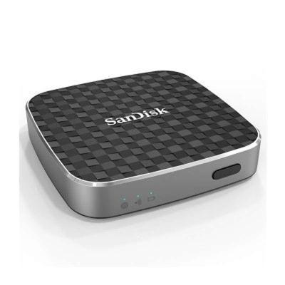 SanDisk闪迪 无线媒体存储器 32G WIFI 欢欣畅享