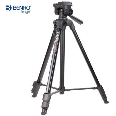 百諾(BENRO) T800EX 迷你便攜三角架攝影攝像三腳架三維云臺套裝 三腳架云臺套裝