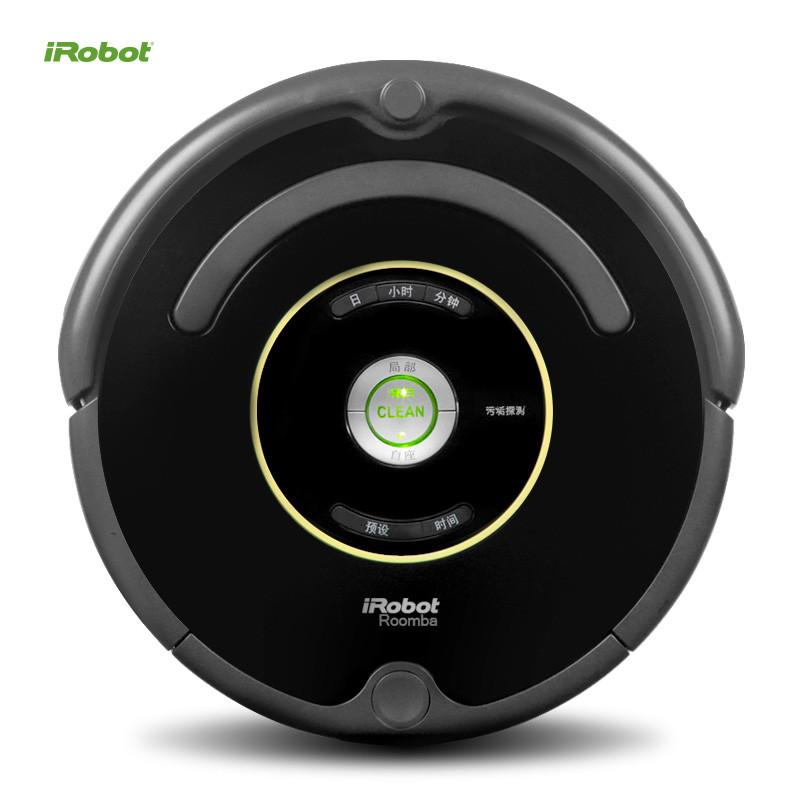 美国艾罗伯特(iRobot) 650 全自动充电家用清扫智能扫地机器人吸尘器