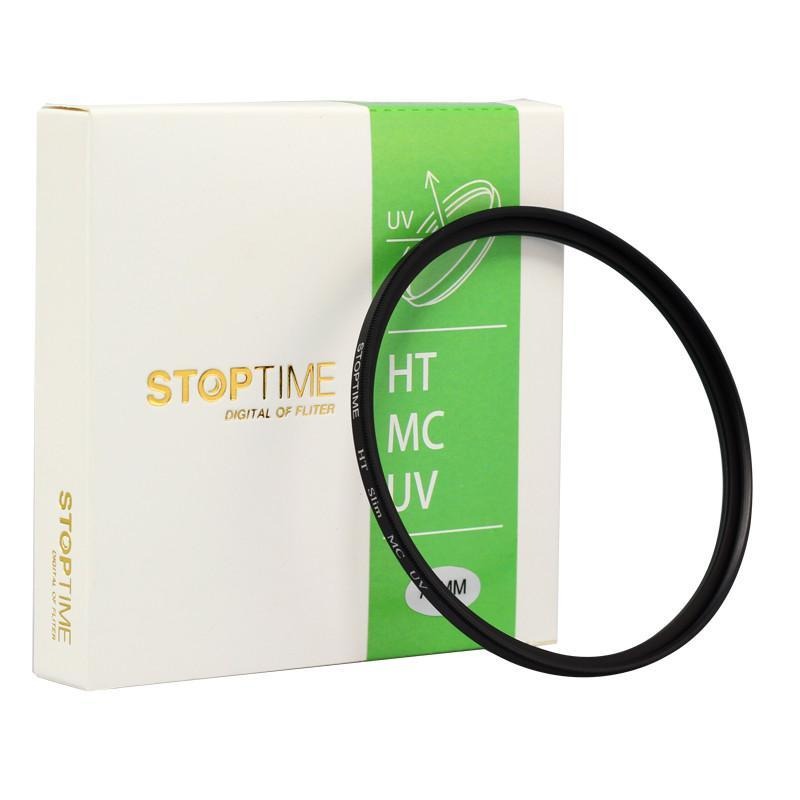 STOPTIME HT MC UV 77mm多层镀膜 超薄超清UV镜