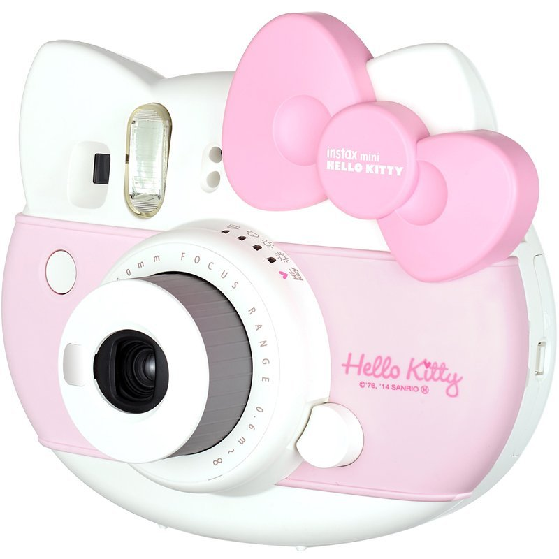 富士(FUJIFILM)趣奇(checky)instax mini hellokitty相机