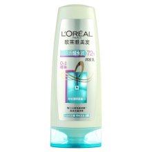 欧莱雅(LOREAL)透明质酸水润润发乳200ml(护发素,柔顺丝滑,所有发质)