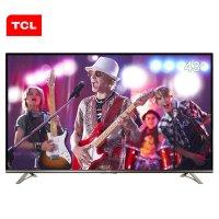 TCL L43E5800A-UD 43英寸 真4K超高清 内置WiFi 安卓智能云LED电视