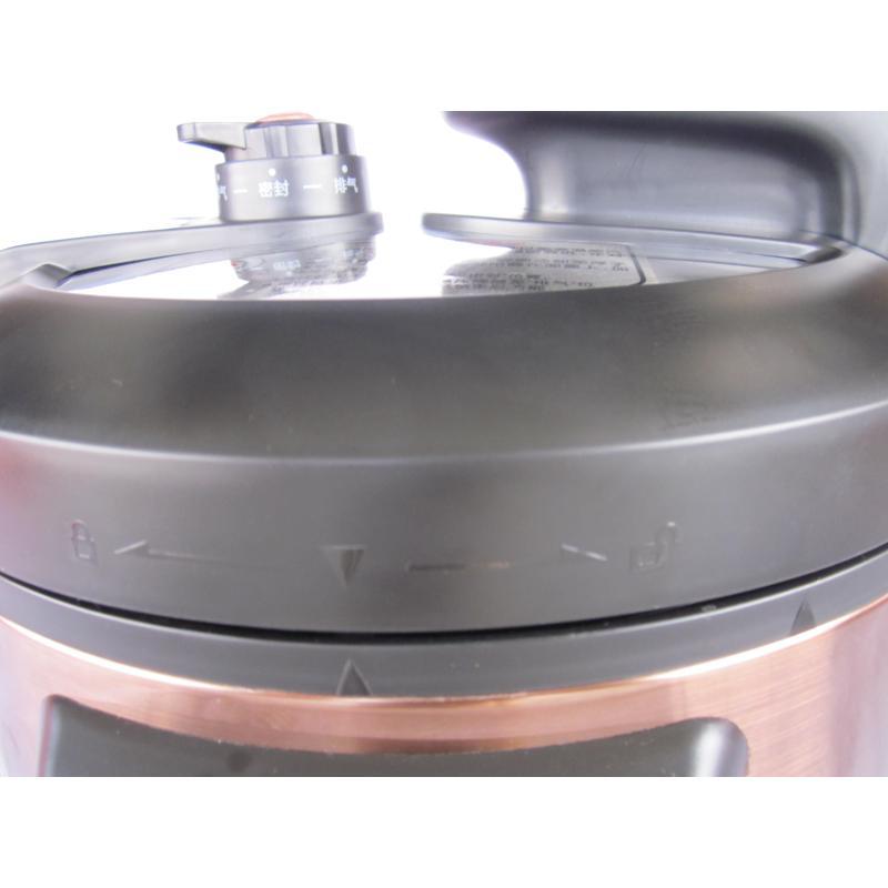povos/奔腾ln587电脑版电压力锅5l可立锅盖设计