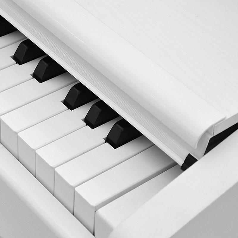 壹枱the one智能钢琴top1白色