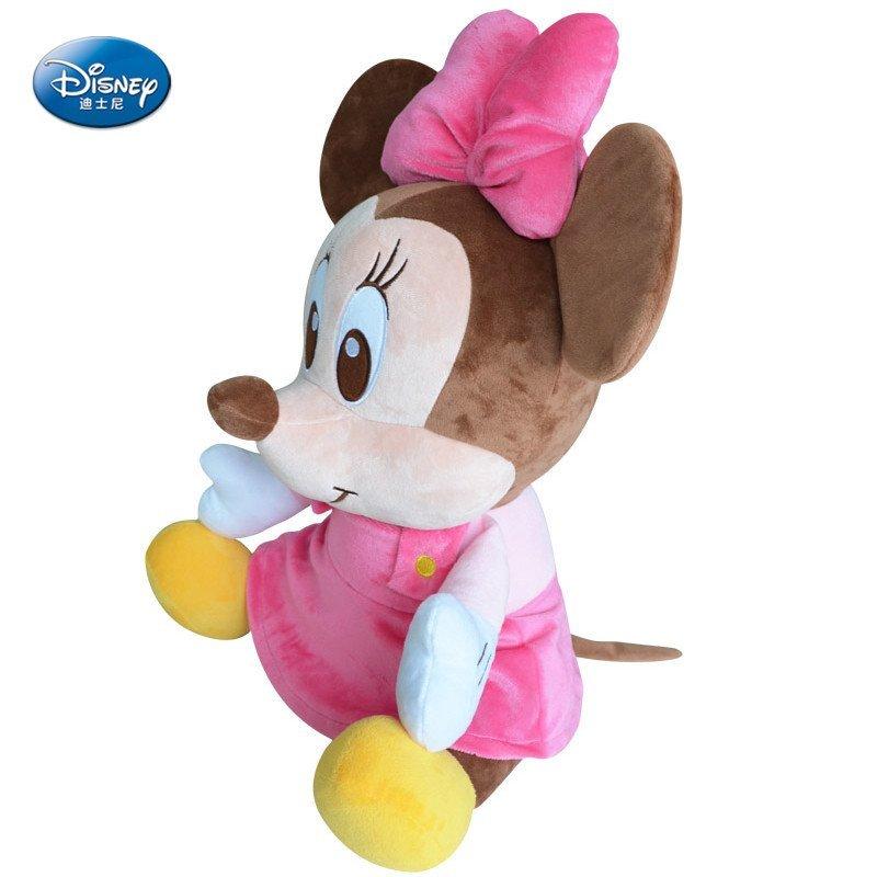 q版米妮公仔 可爱卡通玩偶 毛绒布娃娃