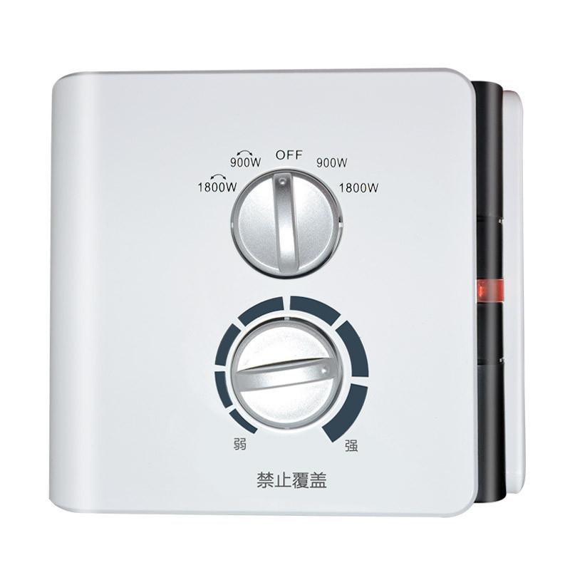 星钻NPE-M酒红色取暖器