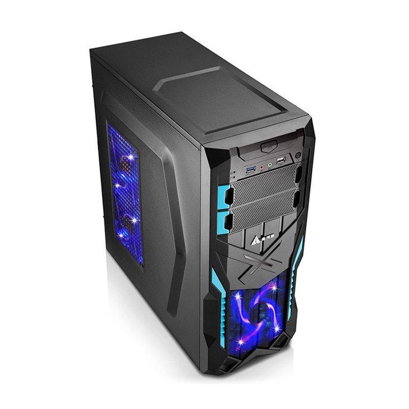 达客860k四核独显台式电脑娱乐游戏主机 铭瑄a86主板
