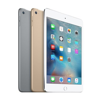 Apple iPad mini4 MK9P2CH/A128G 银色