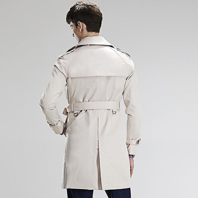 米白色风衣_米白色风衣怎么搭配