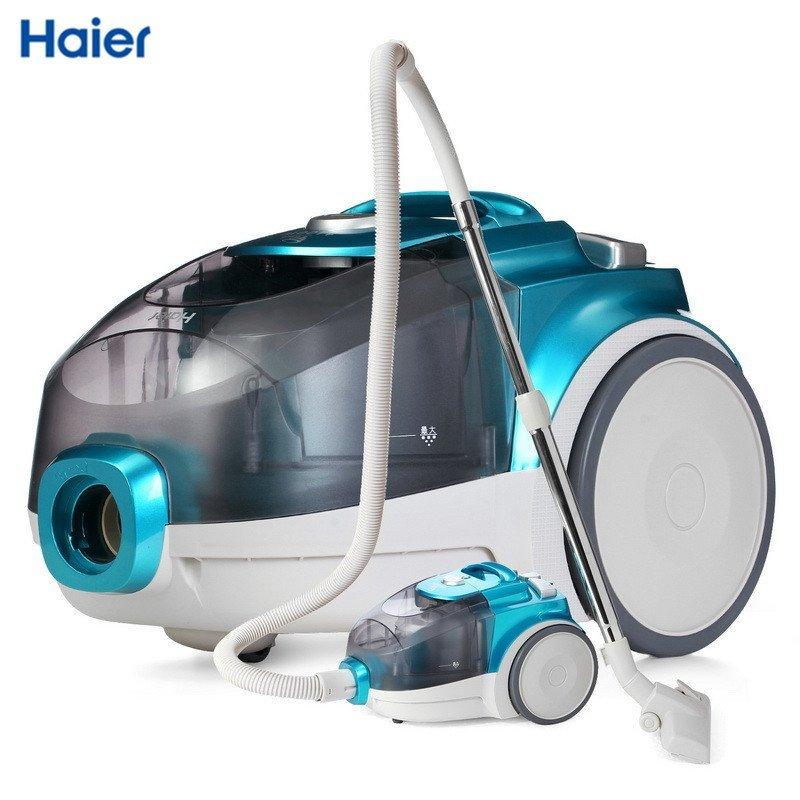 Haier/海尔 HC-WB7146 家用除螨 无尘袋大吸力吸尘器