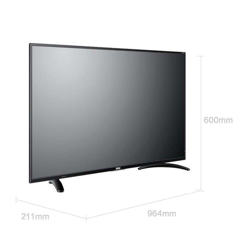 43英寸流媒体窄边框led液晶电视
