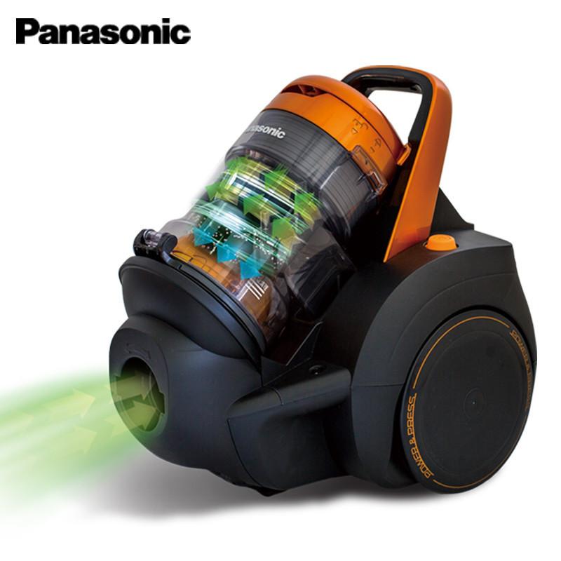 松下(Panasonic)MC-WLD51MJ81 真空卧式家用吸尘器