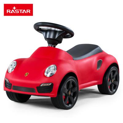 星輝(Rastar)保時捷兒童滑行車四輪扭扭車1.5-3歲寶寶學步車童車83400紅色