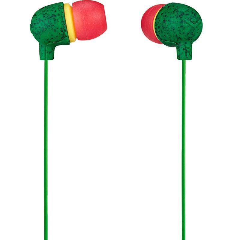 MARLEY LITTLE BIRD入耳式耳机EM-JE060-RA 牙买加色