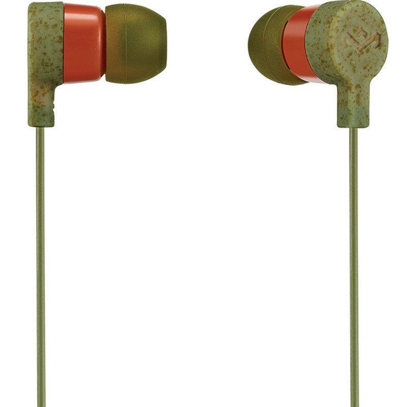 MARLEY MYSTIC入耳式耳机EM-JE070-GR 绿色