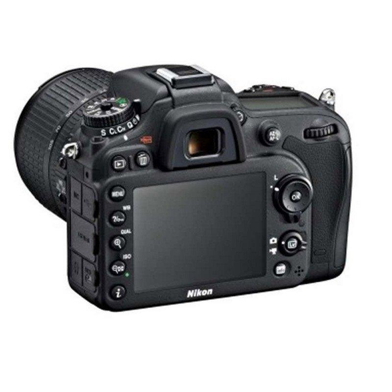 尼康(nikon) 单反相机 d7100 机身 (18-140mm 55-300mm) 双镜头套装图片