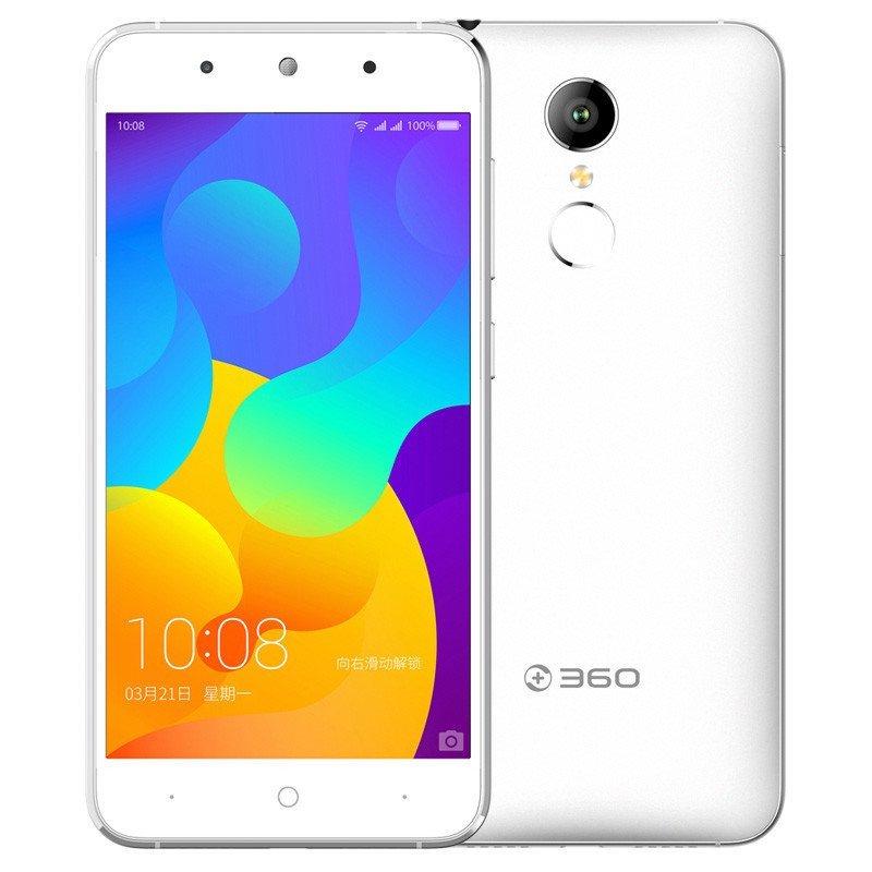 360手机 F4 2GB+16GB 魔力白 移动4G手机 双卡双待