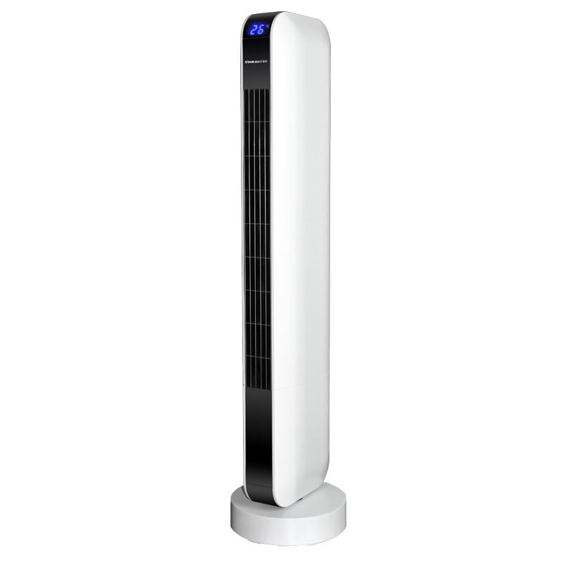 星钻FTB-DC风扇塔扇 无叶风扇 智能遥控节能省电立式落地扇大厦扇