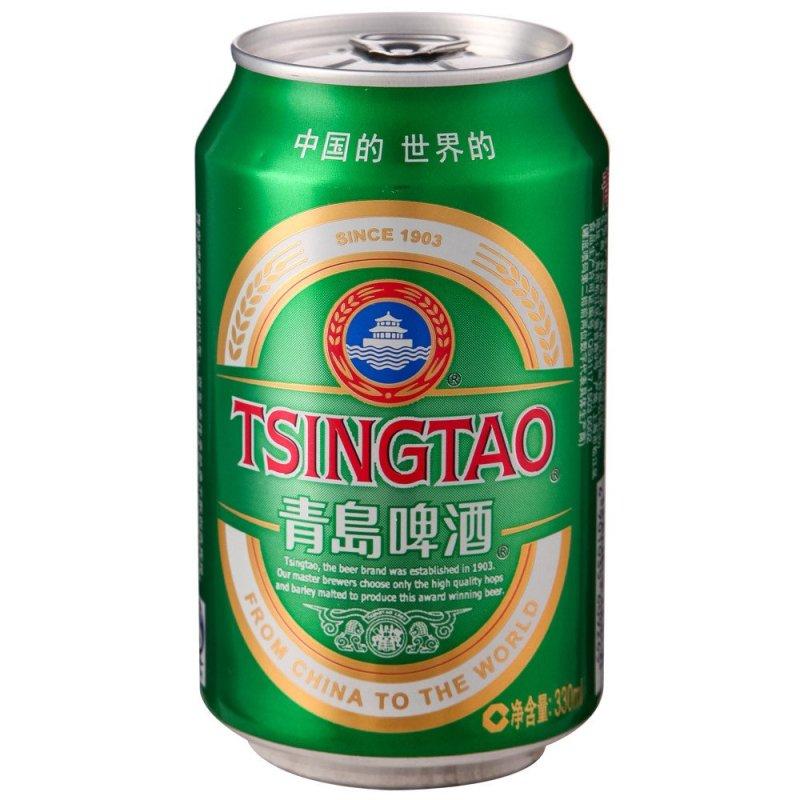 青岛啤酒 经典(11度)330*24罐