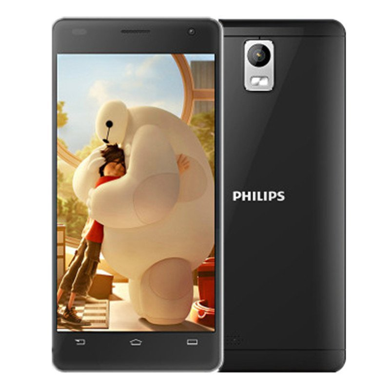 飞利浦(Philips)4G手机 S226M 星际黑