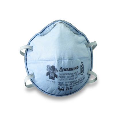 3M 8246CN R95 酸性气体防尘口罩