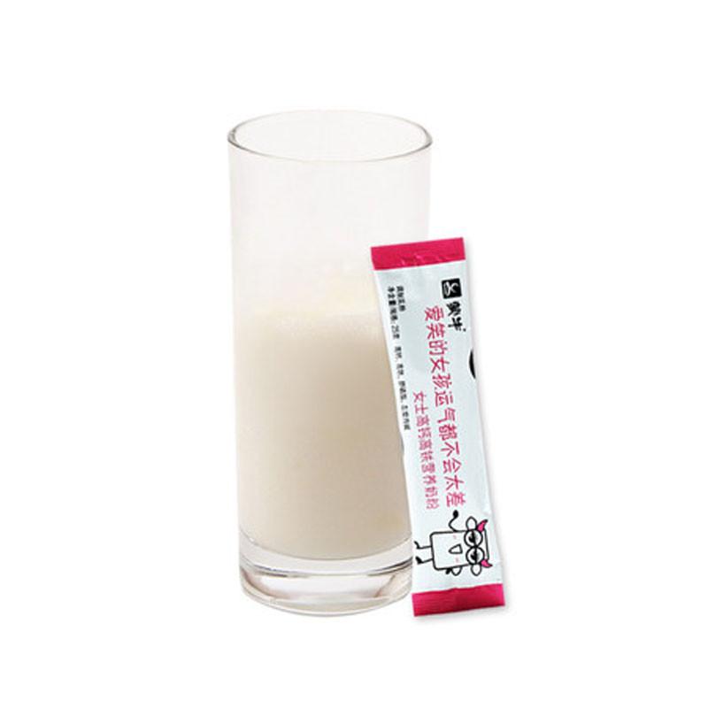 蒙牛女士高钙高铁营养奶粉400g