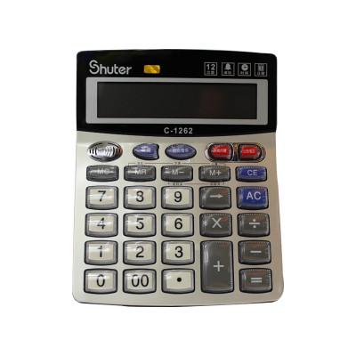 树德(Shuter) C1262 计算器
