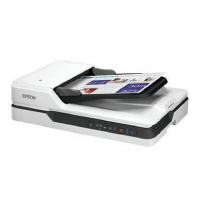爱普生(Epson) DS-1610 A4 ADF+平板高速彩色文档扫描仪