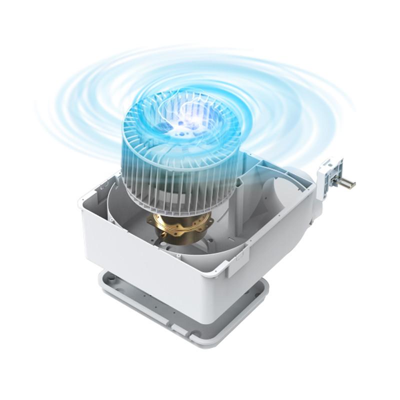 欧普照明集成吊顶风暖浴霸卫生间嵌入式三合一多功能取暖器暖风机