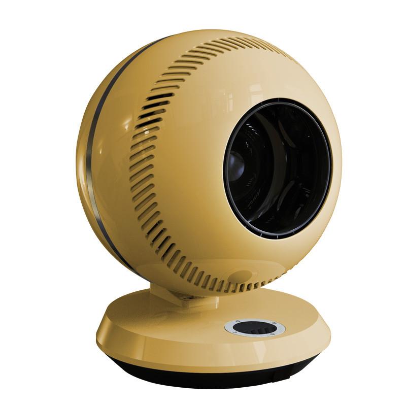 爱家乐(AKIRA)HA-Q7/SG GLORY 球形风扇金色 家用可遥控摇头台式儿童电风扇