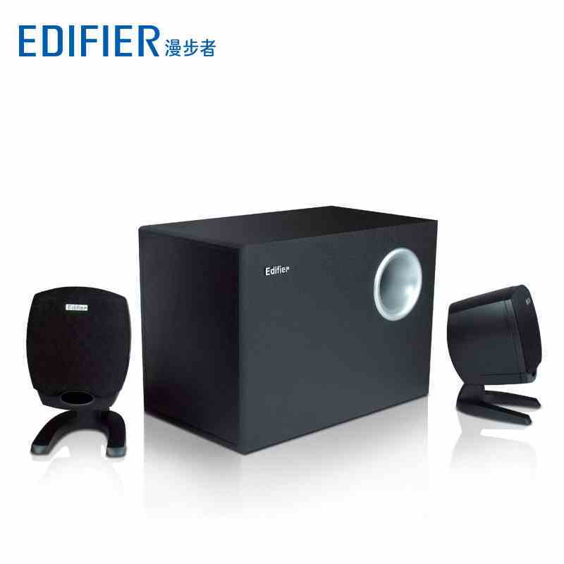 Edifier/漫步者 R201TIII 2.1通道多媒体有源音箱