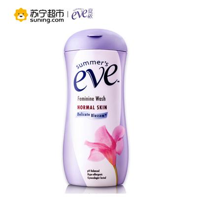 夏依女性专用洗液(清新花香型) 119ml
