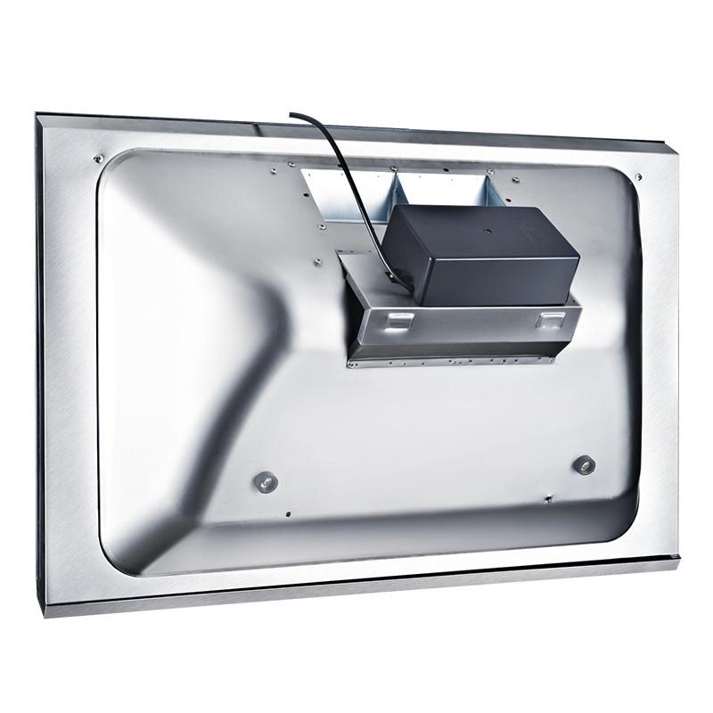 创尔特(Chant) DYS60 油烟机 侧吸式抽油烟机 双电机 大吸力 触摸键