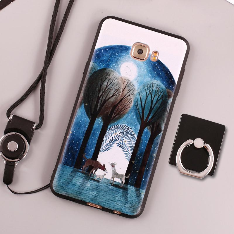 2017款三星sm-g5700手机壳硅胶on5 2016全包套g5510男女smg5520 狼